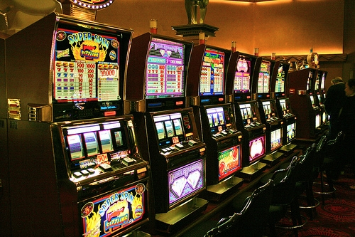 Used wheel of fortune slot machines for sale